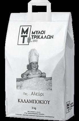Product image Αλεύρι Καλαμποκιού 3 k