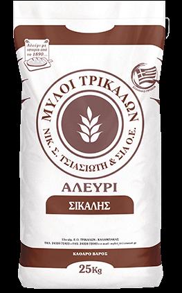 Product image Αλεύρι Σίκαλης 25 kg