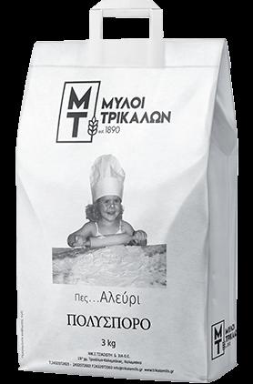 Product image Αλεύρι Πολύσπορο 3 kg