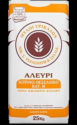 Αλεύρι Κίτρινο Θεσσαλικό 25 kg