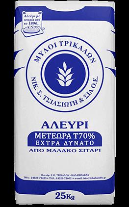 Product image Αλεύρι Μετέωρα Τ70% Extra Δυνατό