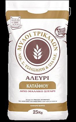 Product image Αλεύρι Καταϊφιού 25 kg