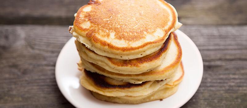Recipe image Pancakes