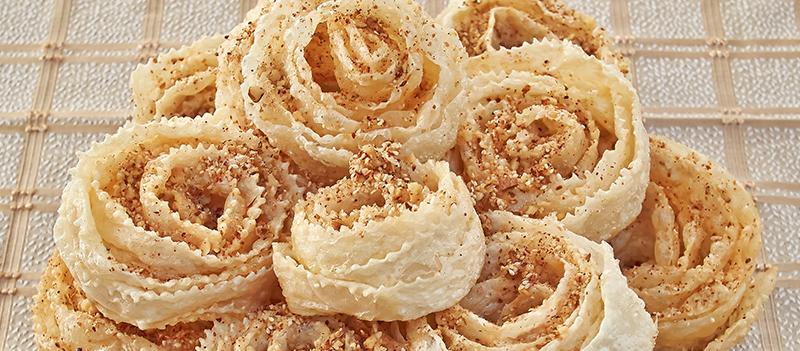Recipe image Δίπλες από την Καλαμάτα