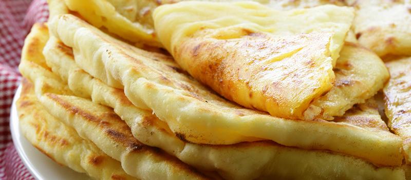 Recipe image Τραβηχτές πίτες Μάνης