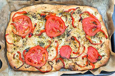 Recipe image Λαδένια Κιμώλου ή αλλιώς Πίτσα της Κιμώλου