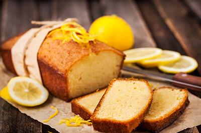 Recipe image Κέικ Λεμόνι με γλάσο